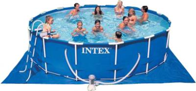 Каркасный бассейн Intex 54940/28234 (457x107) - общий вид
