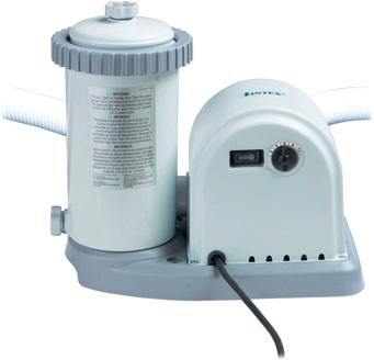 Насос для фильтрации воды Intex 56636/28636 - общий вид