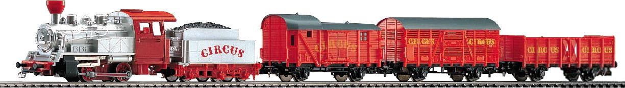Цирковой поезд (57145) 21vek.by 1719000.000