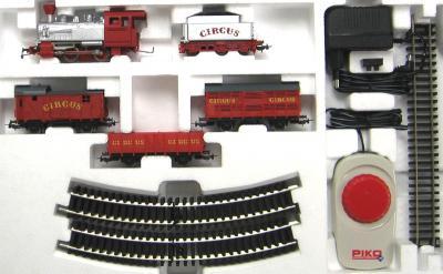 Железная дорога детская Piko Цирковой поезд (57145) - вид в упаковке