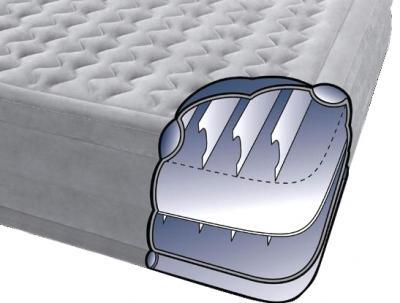 Надувная кровать Intex 66958 - внутренняя структура