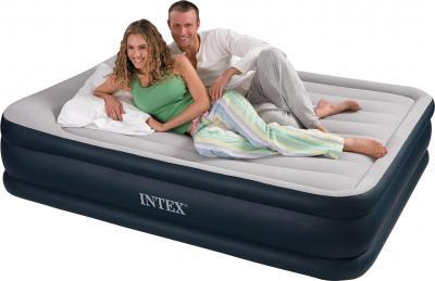 Надувная кровать Intex 67736 - общий вид