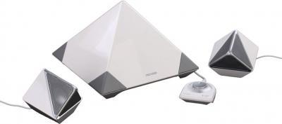 Мультимедиа акустика Microlab A 6352 White (A6352-3154) - общий вид