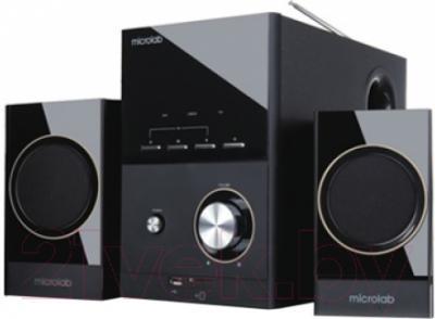 Мультимедиа акустика Microlab M223U (черный)