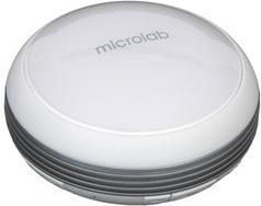 Портативная колонка Microlab MD 112 White (MD112-3154) - общий вид