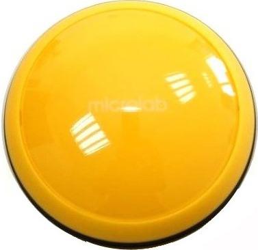 Портативная колонка Microlab MD 112 Yellow (MD112-3164) - вид сверху