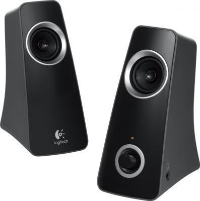 Мультимедиа акустика Logitech Speaker System Z320 (980-000331) - общий вид