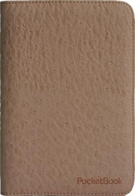 Обложка для электронной книги (Touch 622/623) PocketBook Beige - общий вид