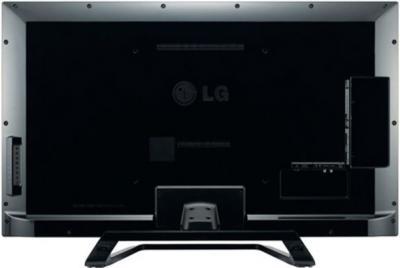 Телевизор LG 47LM640T - вид сзади