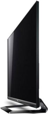 Телевизор LG 47LM640T - вид сбоку