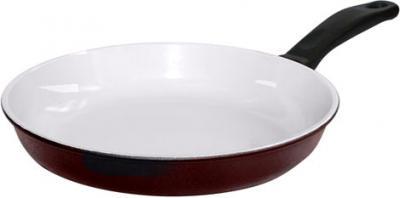 Сковорода Виктория АЛА 240 (С244Пк) White-Brown  - общий вид