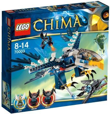 Конструктор Lego Chima Перехватчик Орла Эриса (70003) - упаковка
