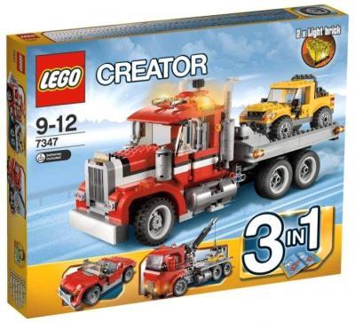 Конструктор Lego Creator Пикап (7347) - упаковка