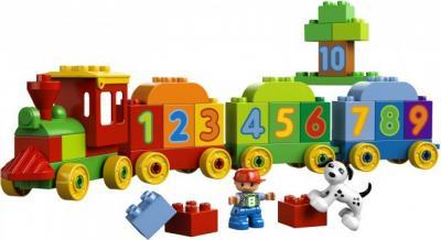 Конструктор Lego Duplo Считай и играй (10558) - общий вид
