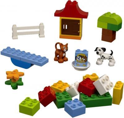 Конструктор Lego Duplo Набор кубиков (4624) - общий вид