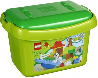 Конструктор Lego Duplo Набор кубиков (4624) - ящик для кубиков