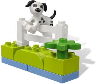 Конструктор Lego Duplo Набор кубиков (4624) - детали