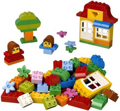 Конструктор Lego Duplo Веселые кубики (4627) - общий вид