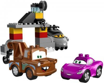 Конструктор Lego Duplo Сид приходит (6134) - общий вид