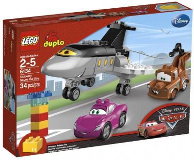 Конструктор Lego Duplo Сид приходит (6134) - упаковка