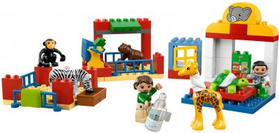 Конструктор Lego Duplo Ветклиника (6158) - общий вид