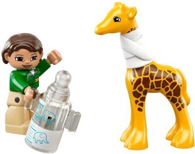Конструктор Lego Duplo Ветклиника (6158) - минифигурки