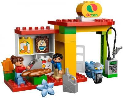 Конструктор Lego Duplo Заправочная станция (6171) - общий вид