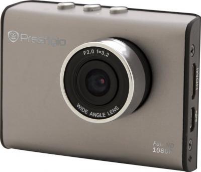 Автомобильный видеорегистратор Prestigio RoadRunner 520 - общий вид