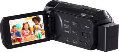Видеокамера Canon Legria HF M52 - общий вид