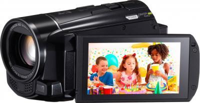 Видеокамера Canon Legria HF M52 - дисплей