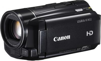 Видеокамера Canon Legria HF M52 - вид сбоку
