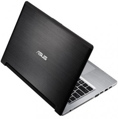 Ноутбук Asus K46CM-WX010D - общий вид