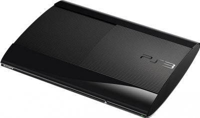 "Игровая приставка Sony Playstation 3 (CECH-4008C) + игра ""Need For Speed Most Wanted"" - общий вид"