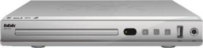 DVD-плеер BBK DVP157SI (серебристый) - общий вид