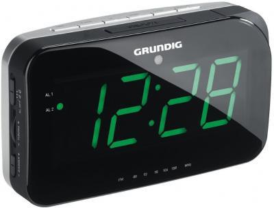 Радиочасы Grundig Sonoclock 490 - общий вид
