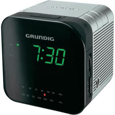 Радиочасы Grundig Sonoclock 590 - вполоборота