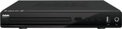 DVD-плеер BBK DVP157SI (черный) - общий вид