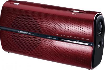 Радиоприемник Grundig Music 50/RP 5200 Cherry-Red - общий вид