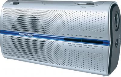 Радиоприемник Grundig Music 50/RP 5200 Chrome - общий вид