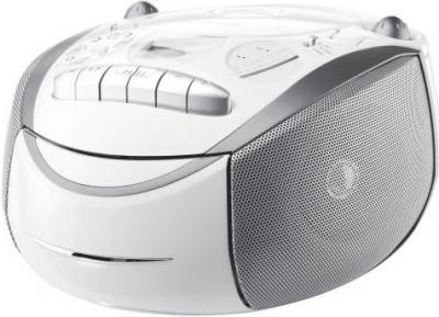 Магнитола Grundig RRCD 2700 MP3 White High Gloss - общий вид