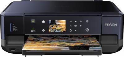 МФУ Epson Expression Premium XP-600 - фронтальный вид