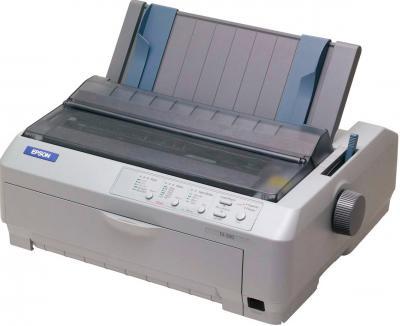 Принтер Epson FX-890 - общий вид