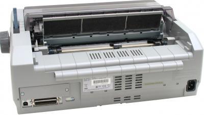 Принтер Epson FX-890 - вид сзади