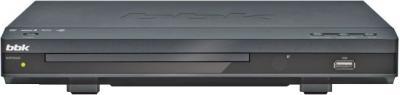 DVD-плеер BBK DVP254SI Dark Gray - общий вид
