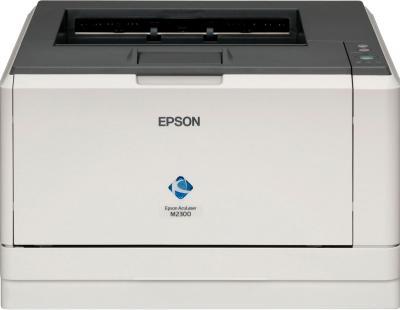 Принтер Epson AcuLaser M2300DN - вид спереди