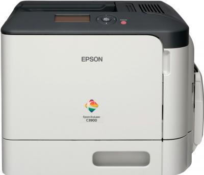 Принтер Epson AcuLaser C3900N - общий вид