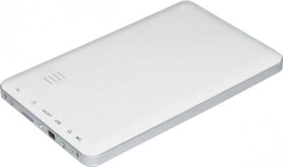 Электронная книга Ritmix RBK-330 White (microSD 4Gb) - вид сзади