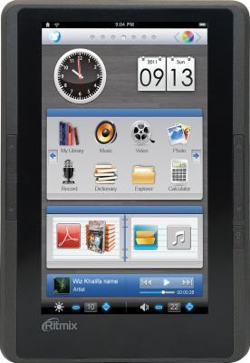Электронная книга Ritmix RBK-433 (microSD 4Gb) - общий вид