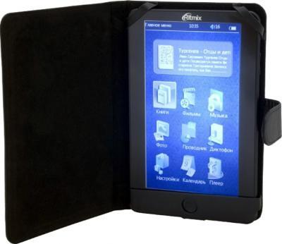 Электронная книга Ritmix RBK-450 (microSD 4Gb) - в чехле