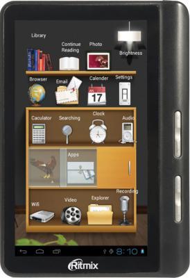 Электронная книга Ritmix RBK-496 (microSD 4Gb) - общий вид
